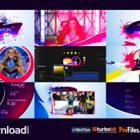 RETRO FASHION PACKAGE (VIDEOHIVE PROJECT) FREE DOWNLOAD