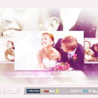 ROMANTIC WEDDING VIDEOHIVE TEMPLATE FREE DOWNLOAD