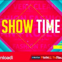 SHOWTIME 13331866 (VIDEOHIVE TEMPLATE) FREE DOWNLOAD