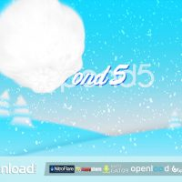 SNOWBALL HIT TITLES POND5 TEMPLATE FREE DOWNLOAD