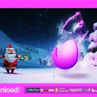 CHRISTMAS MAGIC (VIDEOHIVE PROJECT) FREE DOWNLOAD