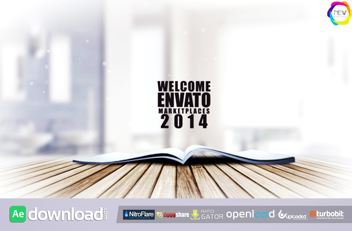 Service Catalog Promo free download (videohive template)