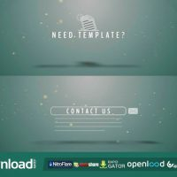 SERVICE COMPANY LOGO VIDEOHIVE TEMPLATE FREE DOWNLOAD