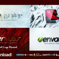 SHORT ELEGANT LOGO REVEAL VIDEOHIVE TEMPLATE FREE DOWNLOAD