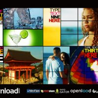 SLIDE VIDEO INTRO – FREE VIDEOHIVE TEMPLATE