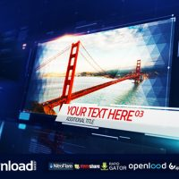 SLIDESHOW CUBE (VIDEOHIVE PROJECT) FREE DOWNLOAD