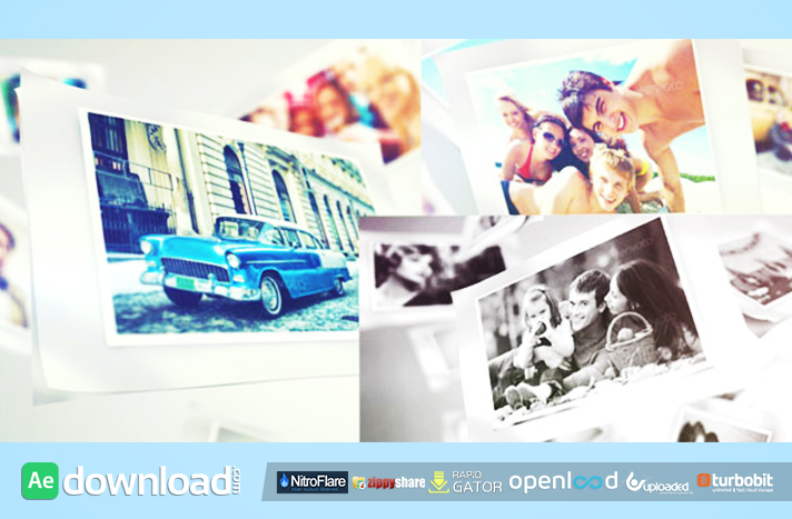 Slideshow free download (videohive template)