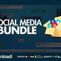 SOCIAL MEDIA BUNDLE (VIDEOHIVE PROJECT) FREE DOWNLOAD