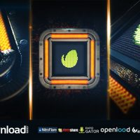 SQUARE TECH LOGO (VIDEOHIVE PROJECT) FREE DOWNLOAD