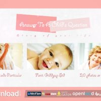 STORY OF YOUR LIFE VIDEOHIVE TEMPLATE FREE DOWNLOAD