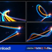 STREAK LIGHT REVEAL (VIDEOHIVE TEMPLATE) FREE DOWNLOAD