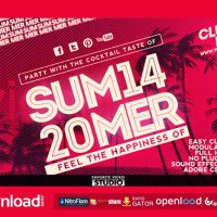 SUMMER MUSIC EVENT – FREE VIDEOHIVE TEMPLATE