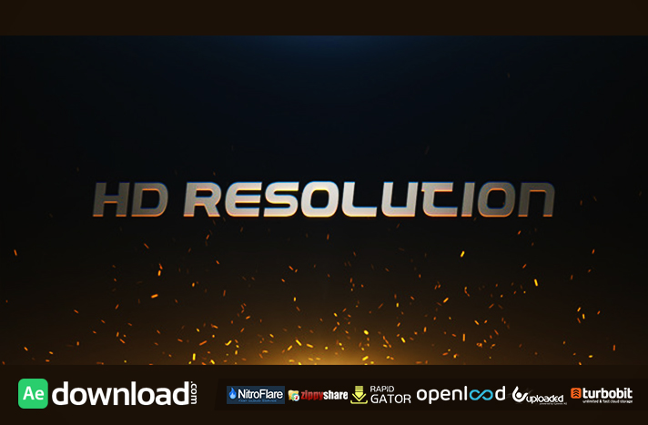 Tension Trailer free download (videohive template)