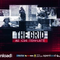 THE GRID (VIDEOHIVE PROJECT) FREE DOWNLOAD