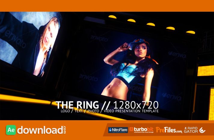 The Ring Free Download After Effects Templates