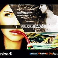 THE SLIDER PACK (VIDEOHIVE PROJECT) FREE DOWNLOAD