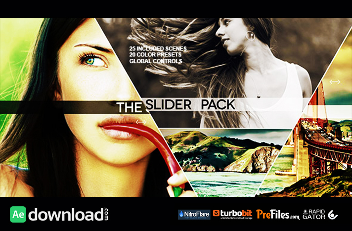 The Slider Pack