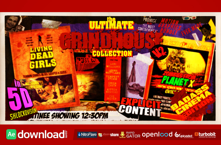 The Ultimate Grindhouse Collection V2