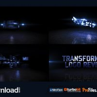 TRANSFORMING LOGO REVEAL (VIDEOHIVE TEMPLATE) FREE DOWNLOAD