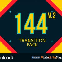 TRANSITIONS PACK  (VIDEOHIVE PROJECT) FREE DOWNLOAD
