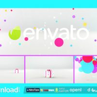 TRICKY CHRISTMAS BOX FREE VIDEOHIVE TEMPLATE