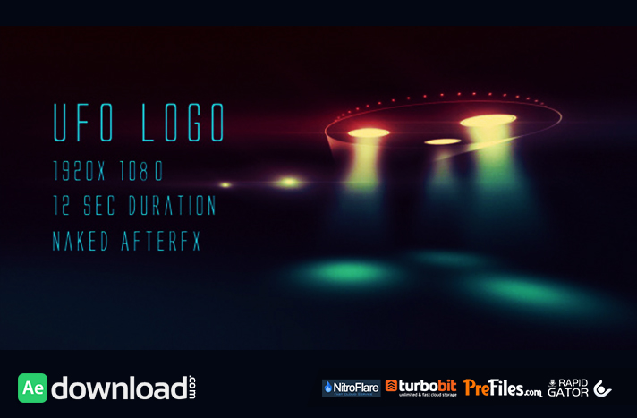 Space logo archives free after effects template for Free after effects logo templates