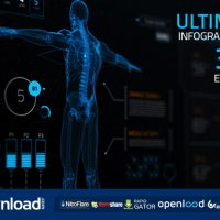 ULTIMATE INFOGRAPHIC HUD [300] (VIDEOHIVE PROJECT) FREE DOWNLOAD
