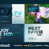 VOX BROADCAST PACK (VIDEOHIVE PROJECT) FREE DOWNLOAD