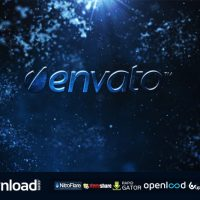 WATER LOGO INTRO VIDEOHIVE TEMPLATE FREE DOWNLOAD