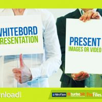 WHITE BOARD PRESENTATION (VIDEOHIVE TEMPLATE) FREE DOWNLOAD