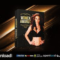 WOMEN AWARDS PACKAGE VIDEOHIVE FREE TEMPLATE