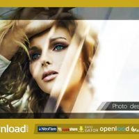 REFRACTION FREE VIDEOHIVE TEMPLATE