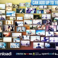 3D PHOTOS SLIDESHOW – FREE AFTER EFFECTS PROJECT (VIDEOHIVE)