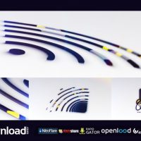 3D RINGS LOGO REVEAL FREE DOWNLOAD VIDEOHIVE PROJECT