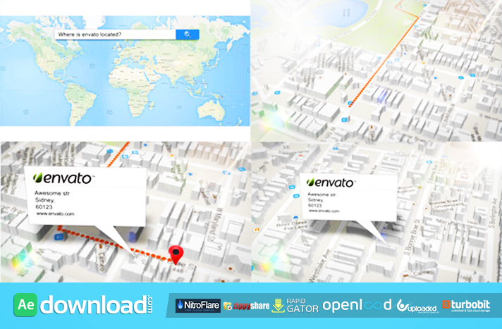 3d map generator free after effects project videohive free 3d map generator 3d map generator videohive free download after effects templates gumiabroncs Image collections