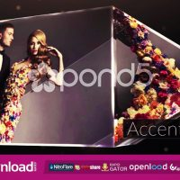 ACCENT – CRYSTAL MODERN SLIDESHOW FREE DOWNLOAD POND5