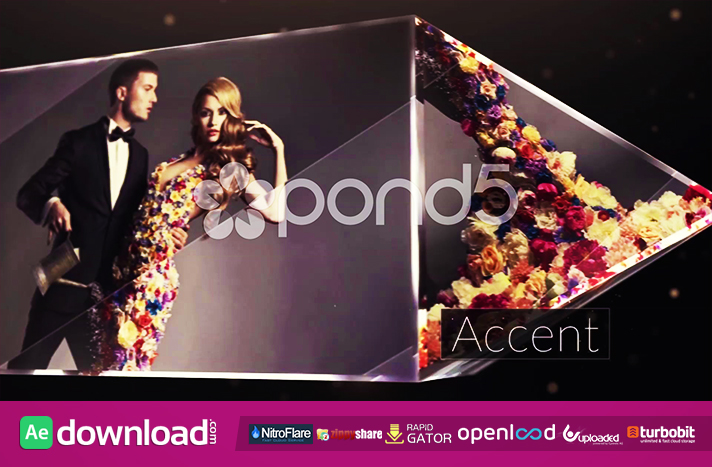 ACCENT - CRYSTAL MODERN SLIDESHOW FREE DOWNLOAD POND5