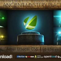 ANCIENT MYSTERY PLACE – CINEMATIC LOGO REVEAL – VIDEOHIVE