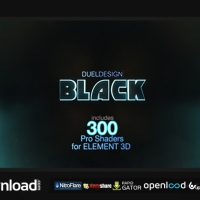 BLACK 6546653 – FREE DOWNLOAD AFTER EFFECTS PROJECT (VIDEOHIVE)