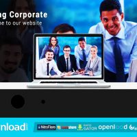 BUSINESS PRESENTATION FREE DOWNLOAD VIDEOHIVE TEMPLATE