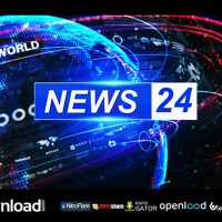 BROADCAST DESIGN NEWS PACKAGE FREE DOWNLOAD VIDEOHIVE PROJECT