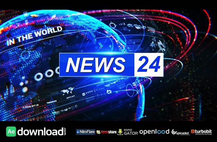Broadcast Design News Package