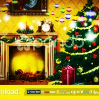 CHRISTMAS AND NEW YEAR OPENER FREE DOWNLOAD POND5 TEMPLATE