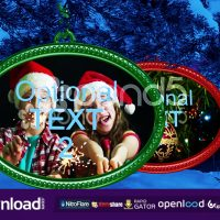 CHRISTMAS & NEW YEAR PROJECT – AFTER EFFECTS TEMPLATE (POND5)