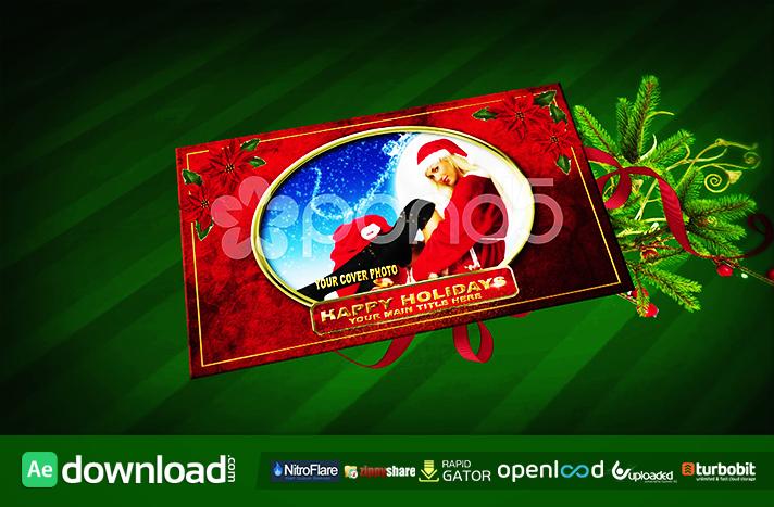CHRISTMAS POPUP ALBUM MEMORIES