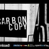 CARBONCOPY TYPE PROMO FREE DOWNLOAD VIDEOHIVE TEMPLATE