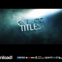CINEMATIC TITLE FREE DOWNLOAD (VIDEOHIVE)