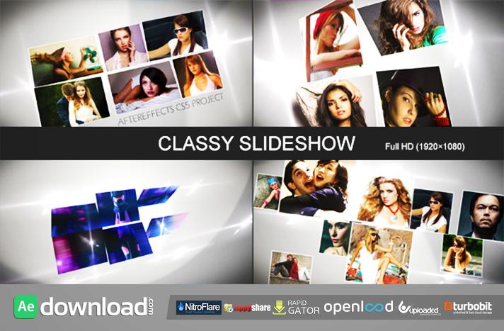 Classy Slideshow