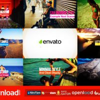 CLEAN AND SIMPLE SLIDESHOW FREE DOWNLOAD (VIDEOHIVE)