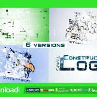 CONSTRUCTION LOGO FREE DOWNLOAD VIDEOHIVE TEMPLATE